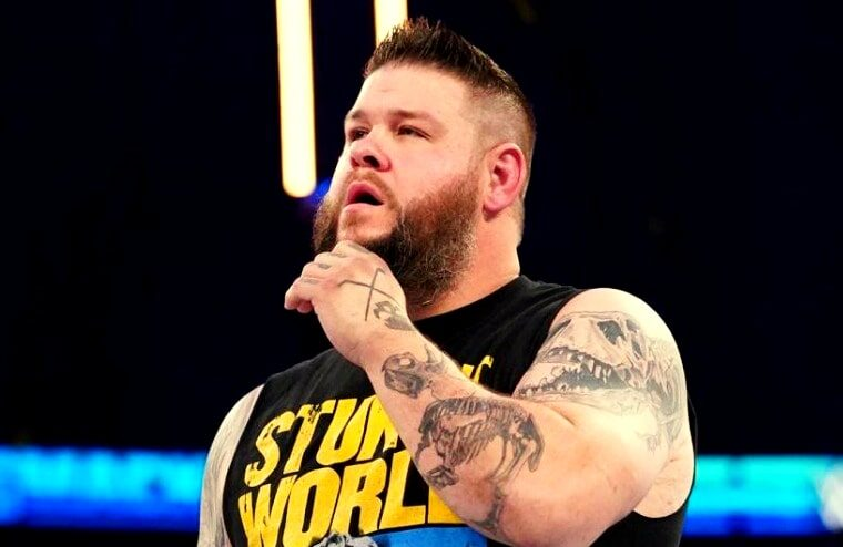 Kevin Owens Teases Joining AEW As Details About His WWE Contract Expiry Are Revealed