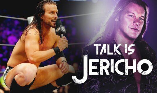 Talk Is Jericho: It's Adam Cole Bay Bay!