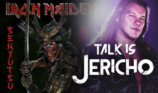Talk Is Jericho: Hell On Earth – The Iron Maiden Senjutsu Subarashii Review!
