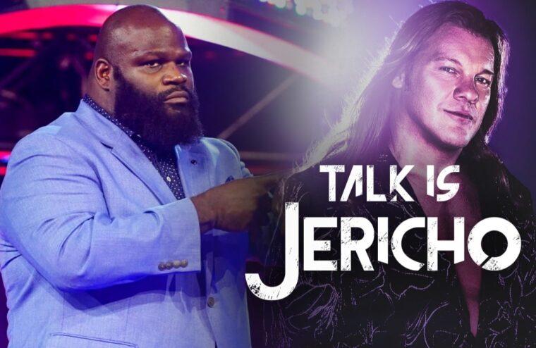 Talk Is Jericho: Mark Henry's AEW Rampage