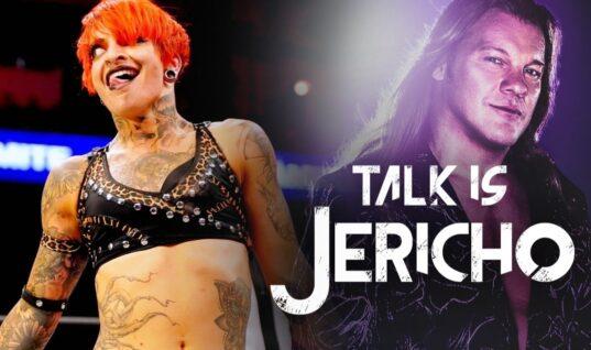 Talk Is Jericho: Ruby Ruby Ruby Ruby Soho – Destination AEW-Known