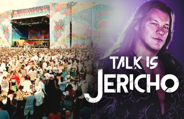Talk Is Jericho: Peace, Rage & Violence – The Disaster of Woodstock '99
