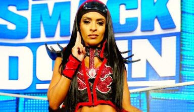 Fans Criticize WWE For Cutting Zelina Vega's Match From 9/11 Anniversary SmackDown