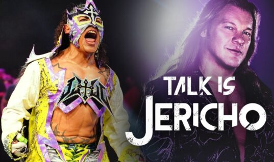 Talk Is Jericho: Juventud Guerrera Spills The Juice
