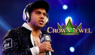 AEW's Max Caster Takes Shot At WWE For Running Shows In Saudi Arabia