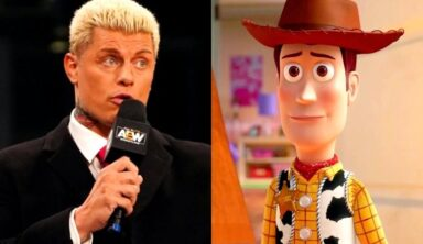 Cody Rhodes Likens Himself To Woody From Toy Story