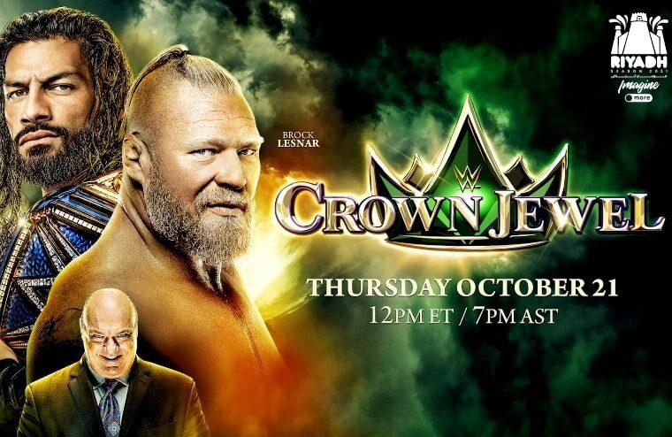 Potential Spoiler On Brock Lesnar vs. Roman Reigns At Crown Jewel