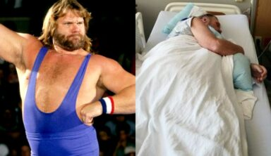 WWE Hall Of Famer Jim Duggan Hospitalized