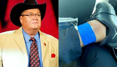 Jim Ross Diagnosed With Skin Cancer