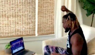 Kofi Kingston Shares Reaction Video Following Xavier Woods' KOTR Victory