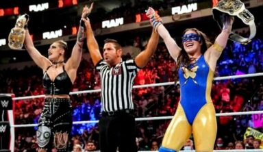 Rhea Ripley Loses Her Gear & WWE Women's Tag Team Belt While Traveling
