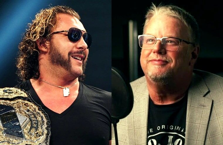 Bruce Prichard Called Out For Pretending He Didn't Know Who Kenny Omega Was