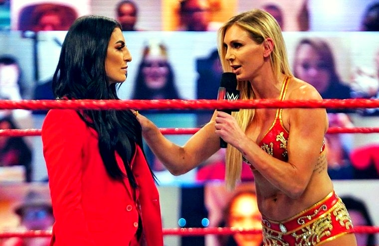 Sonya Deville Was Reportedly So Mad Following SmackDown That She Wanted To Fight Charlotte Flair