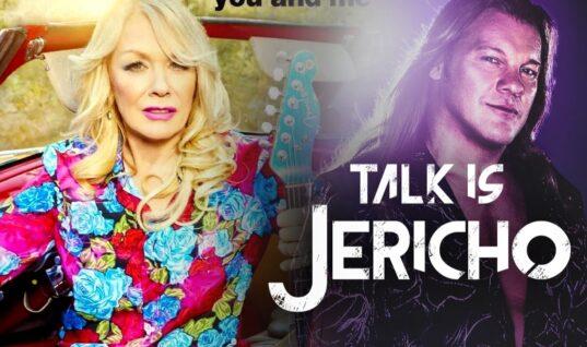 Talk Is Jericho: Nancy Wilson & The Symphony of Heart