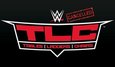 WWE Cancels December's TLC Pay-Per-View